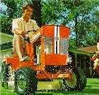Ariens tractor - 1974