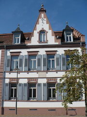 Benz-Wohnhaus-Ladenburg