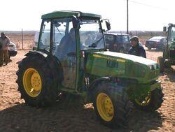 JD Milénio 90F MFWD (Goldoni)