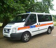 Metropolitan Police Ford Tourneo
