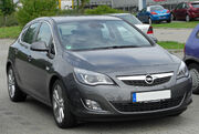 Opel Astra J front 20100725