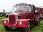 Scammell Higwayman reg MHW 492F Essex Girl at Rushden 08 - P5010210