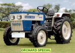 Swaraj 724 FE Junior (orchard)-2006