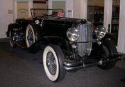 1932 Duesenberg J Murphy coupe convertible