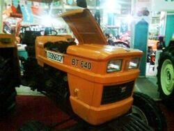 Bozok BT 640 - 2009
