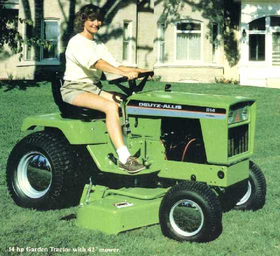 Deutz-Allis 914 | Tractor & Construction Plant Wiki | FANDOM powered