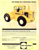 FWD Wagner WA-14 4WD brochure