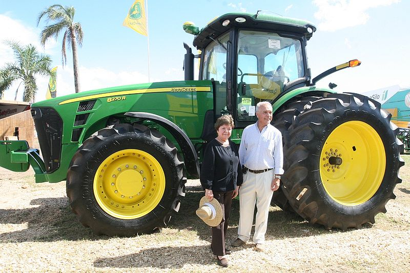 list of john deere tractors tractor & construction plant wiki Volvo L50  Volvo L90 a john deere 8270r