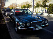 Jaguar XJ6 Shiraz