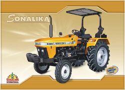 Sonalika DI-340 S (yellow)-2007