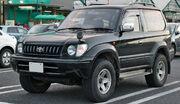 Toyota Land Cruiser Prado 90 009