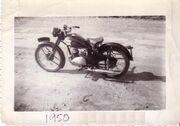 1950 Excelsior Universal 125cc
