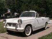 1962 Triumph Herald 948cc Conv.