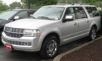 2010 Lincoln Navigator L -- 07-10-2010