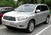 2nd Toyota Highlander Hybrid Limited