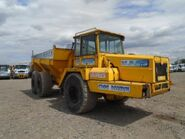 A 1970s Aveling Barford RXD28 6WD ADT Diesel