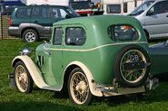 Austin Seven Swallow 1931 rear