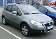 Fiat Sedici front 20071104