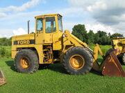 Ford loader