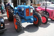 Fordson Major - Roadless no.715 at Kirkby Steven 2014 - IMG 5542