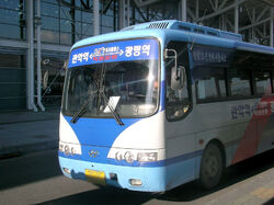 Gwangmyeong Shuttle Bus