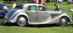 Jaguar Mk IV 2½ Litre first registered June 1947 2663cc