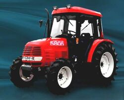 Kukje 5805 MFWD-2006