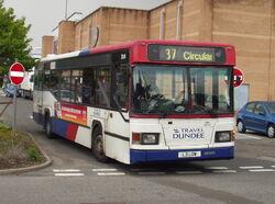 Travel Dundee Scania East Lancs MaxCi