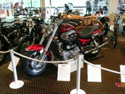 Triumph Rocket III at NMM
