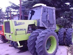 Zanello 500 C 4WD
