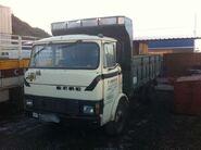 1980s EBRO E70 Cargolorry