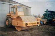 A 2000s Aveling Barford VXC011 Roadroller Diesel