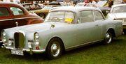 Alvis TE21 Saloon 1965