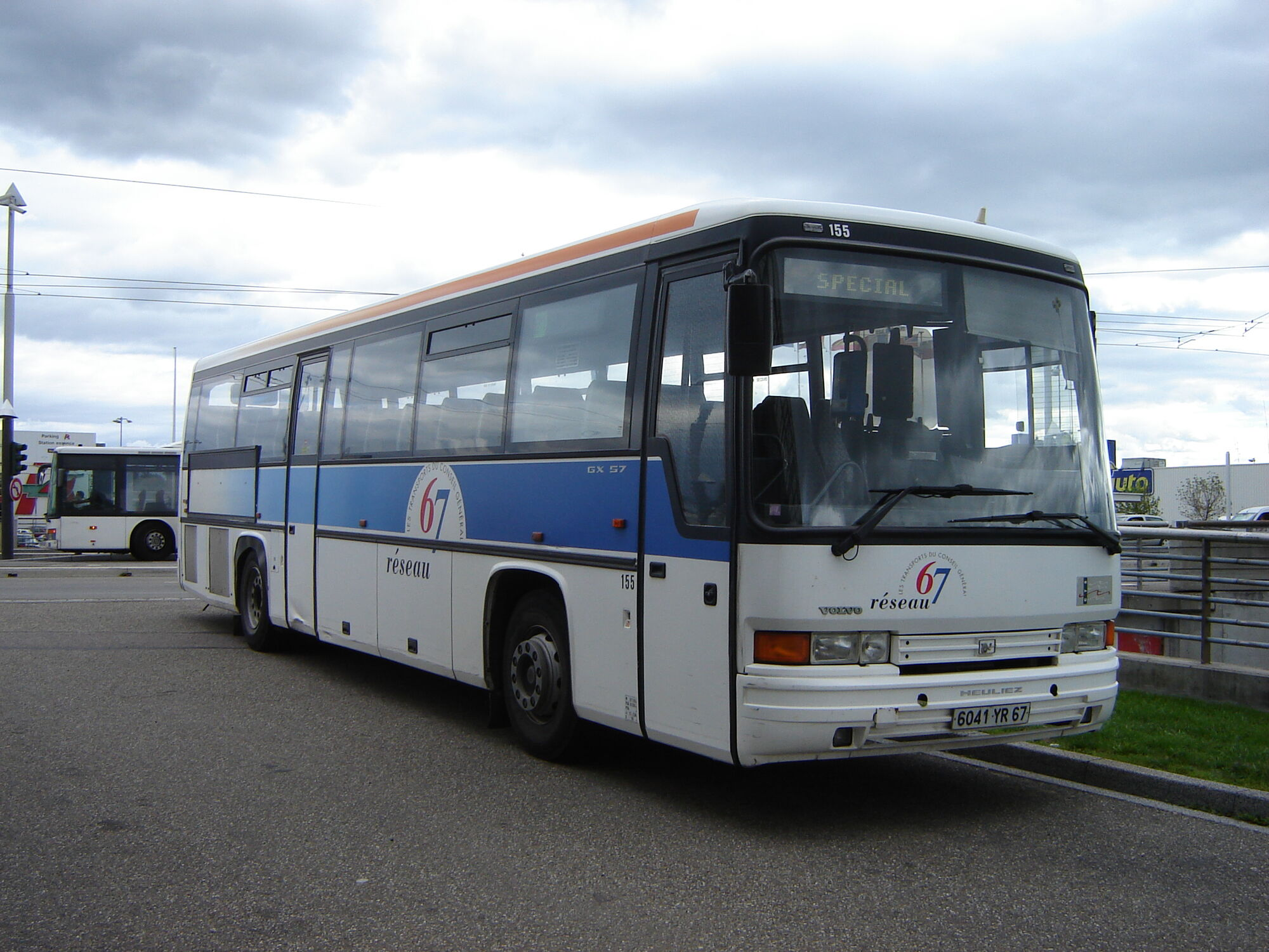 Heuliez Bus | Tractor & Construction Plant Wiki | FANDOM powered by