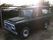PORTARO 260 2500 4X4 Diesel de 1984
