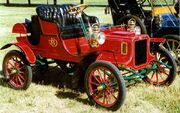 Reo Runabout 1906