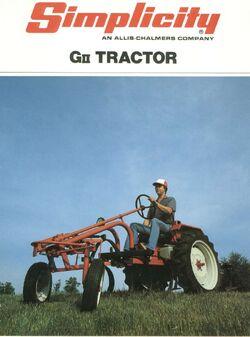 Simplicity GII brochure (AC G)