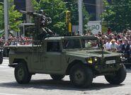URO VAMTAC with Mistral missile