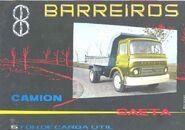 1970s Barreiros Saeta Dumptruck