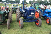 Fordson Major E27N with Carco winch - HAS 291 at Masham 09 - IMG 0358