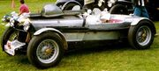 Riley 12 4 Sprite 2-Seater Sports 1934