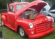 '54 GMC (Auto classique St. Lazare '10)