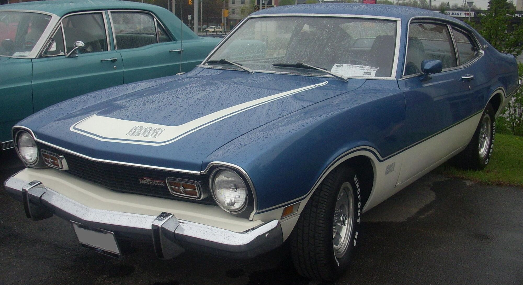Ford Maverick Americas Tractor Construction Plant Wiki 1970 Thunderbird 2 Door Fandom Powered By Wikia