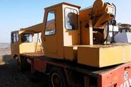 1985 IBESA TM2029 TD Cranetruck