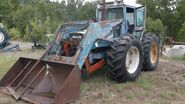 A 1970s County AWD Loader Diesel