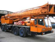 COLES Truckterrain TT865 Cranetruck 8WD 8WS Diesel
