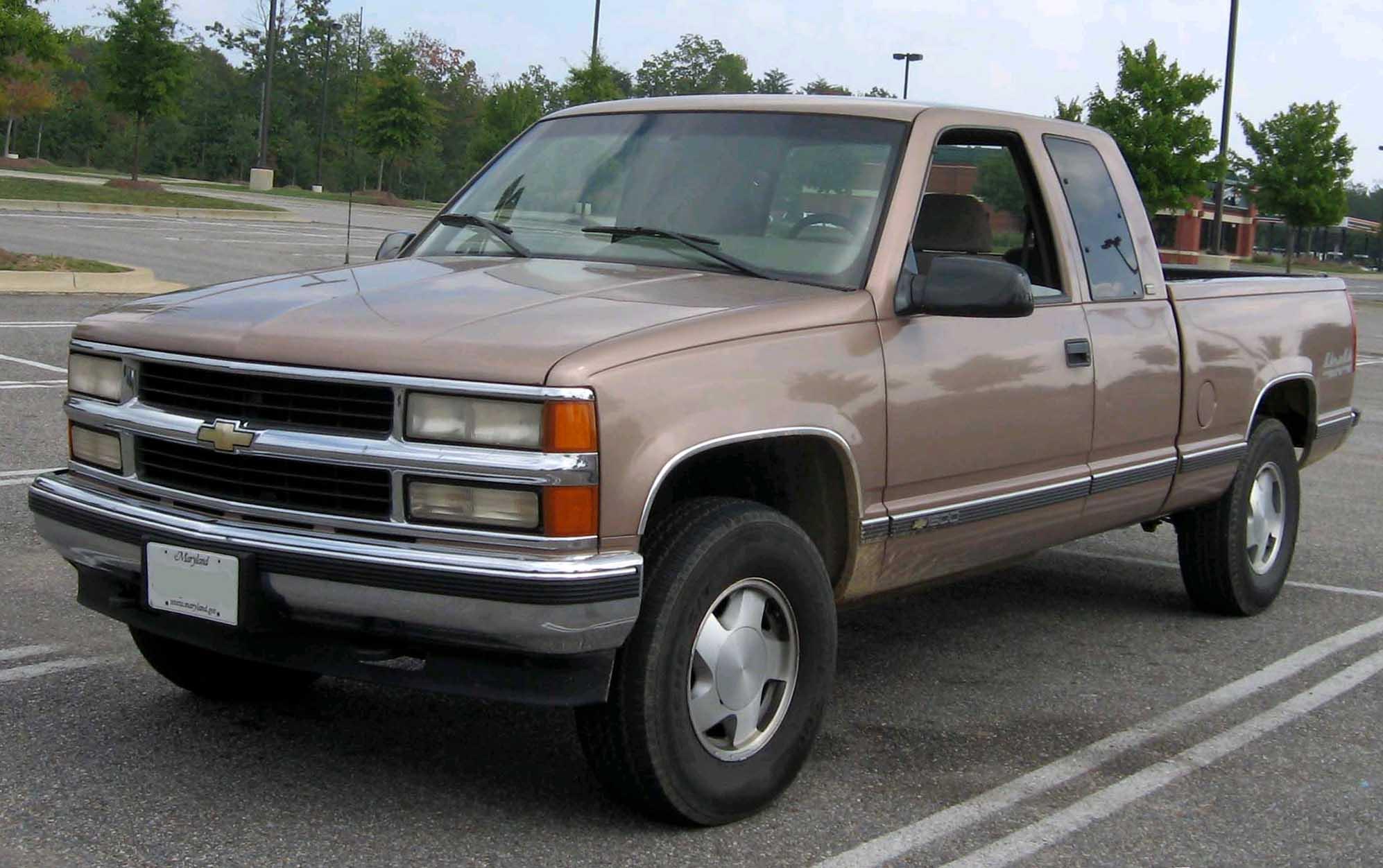 Classic Chevy Trucks Wiki