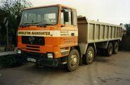 Foden 4250 , West Norfolk 1989