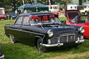 Ford Zodiac 206E 1959 front