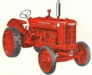 International I-6HD 1949